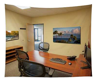 Tamara Office East Wall Tapestry