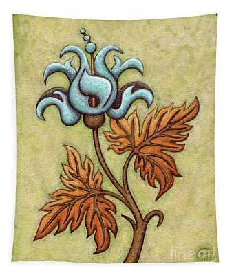 Tapestry Flower 2 Tapestry