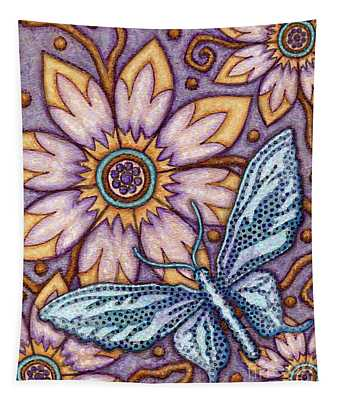 Tapestry Butterfly Tapestry