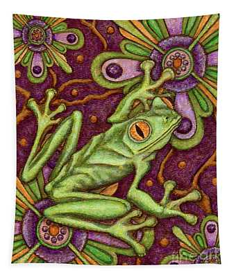 Tapestry Frog Tapestry