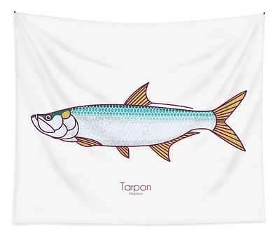 Tarpon Tapestry