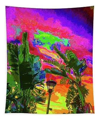 Taste Of Jungle Fever In The Dessert Tapestry