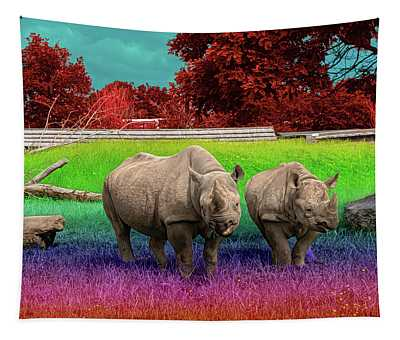 Taste The Rhin-bow Tapestry