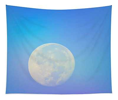 Taurus Almost Full Moon Blend Tapestry
