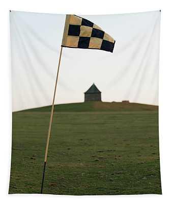 Tavistock Golf Course Tapestry