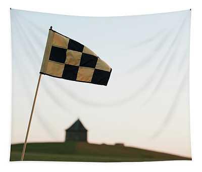Tavistock Golf Course II Tapestry