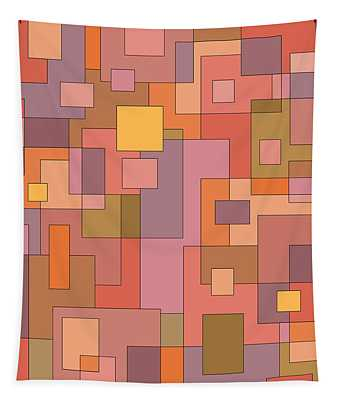 Blocks Tapestry