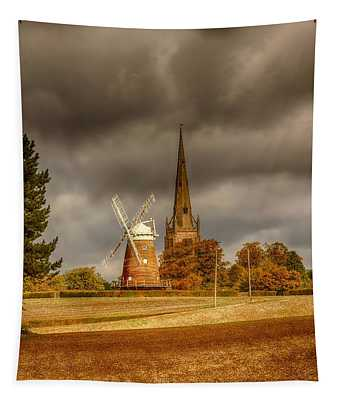 Thaxted Village Tapestry