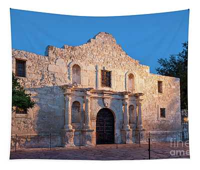 The Alamo Tapestry