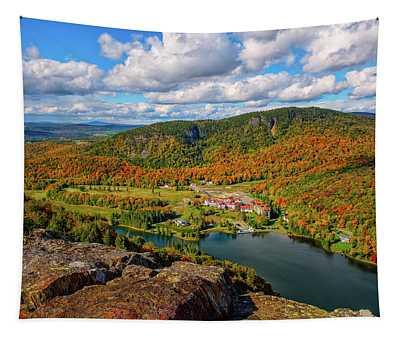 The Balsams Resort Autumn. Tapestry