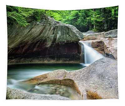 The Basin, Springtime Nh Tapestry