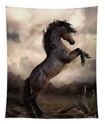 The Bay Horse Tapestry