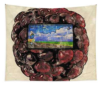 The Blackberry Concept Tapestry