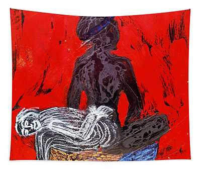 The Blood Hot Fantasy Tapestry