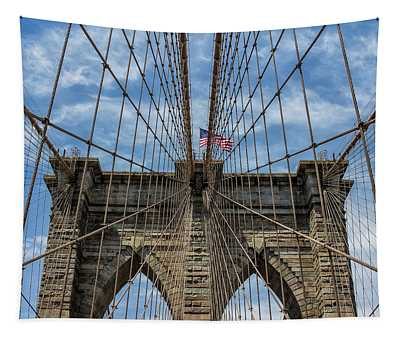 The Brooklyn Bridge Tapestry