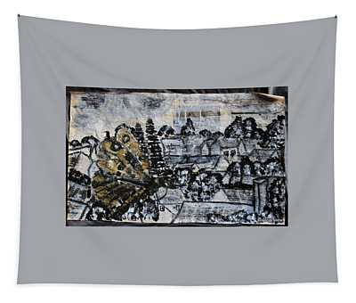 The Butterfly Affect Tapestry