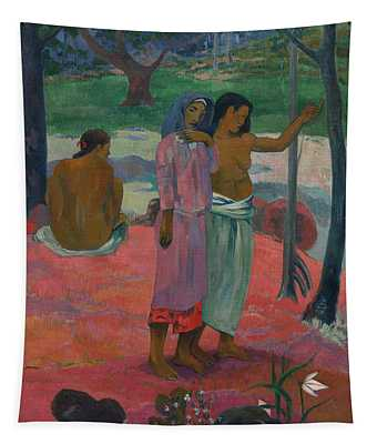 The Call, 1902 Tapestry