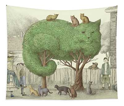 The Cat Tree Tapestry
