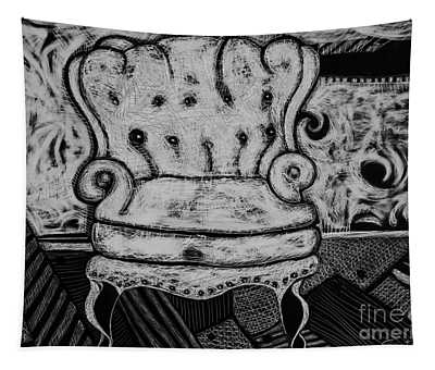 The Chair. Tapestry