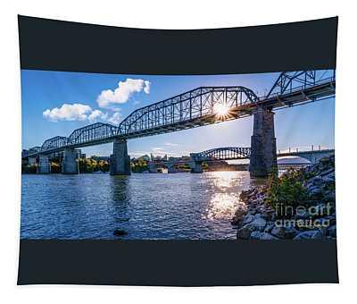 The Chattanooga Walking Bridge Tapestry