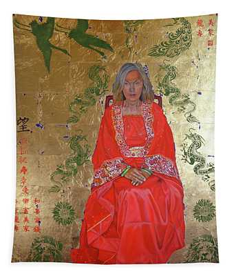 The Chinese Empress Tapestry