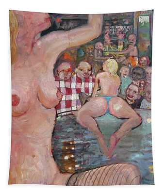 The Club Tapestry