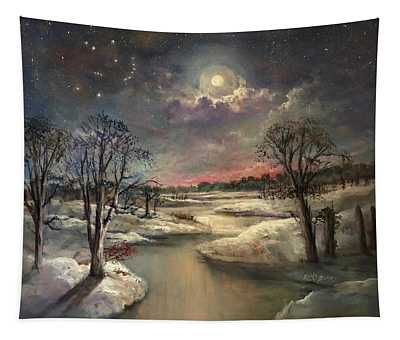 The Constellation Orion Tapestry