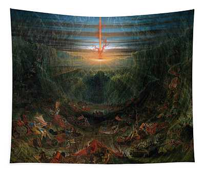 The Delivery Of Israel Out Of Egypt Tapestry