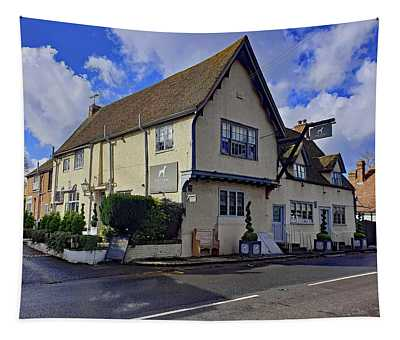 The Dog Inn Tapestry