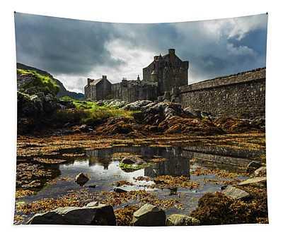The Eilean Donan Castle Tapestry
