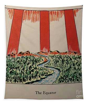 The Equator Tapestry