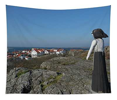 The Fisherman's Wife Tapestry