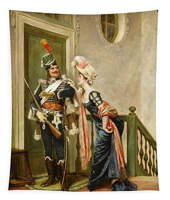 The Gallant Officer Tapestry
