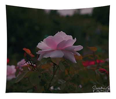 The Glowing Rose Tapestry