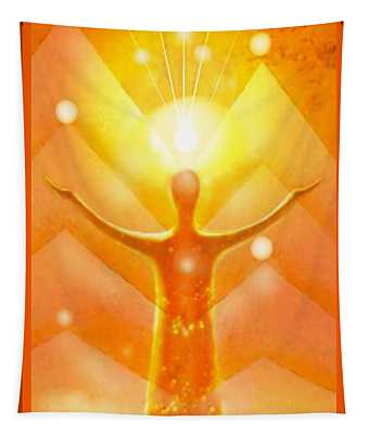 The  Golden  Angel Tapestry