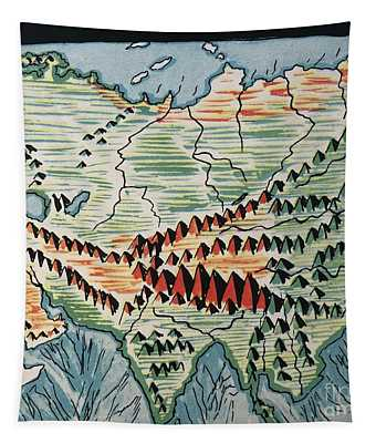 The Great Asiatic-european Plain Tapestry