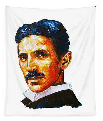 The Great Inventor Tapestry