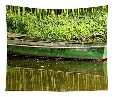 The Green Boat Tapestry