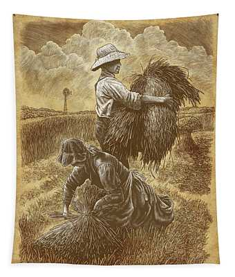 The Harvesters Tapestry