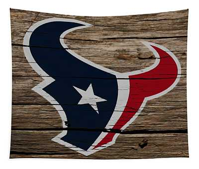 The Houston Texans 5a Tapestry