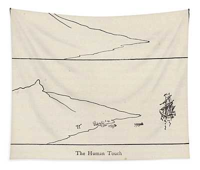 The Human Touch Tapestry