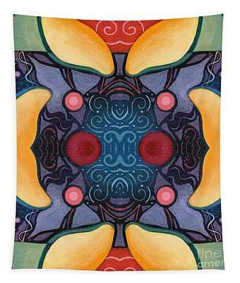 The Joy Of Design 52 Arrangement 1 Tapestry