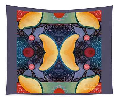 The Joy Of Design 52 Arrangement 2 Tapestry