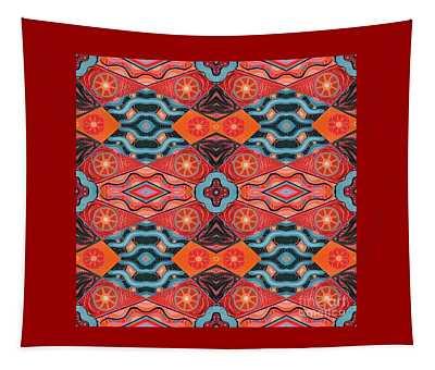 The Joy Of Design 53 Arrangement 5 Tapestry