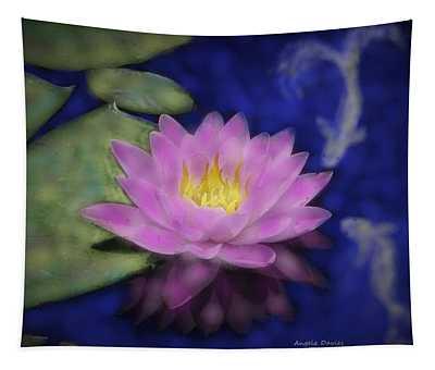 The Koi Pond Tapestry