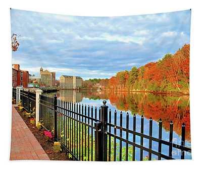 The Lamprey River Tapestry