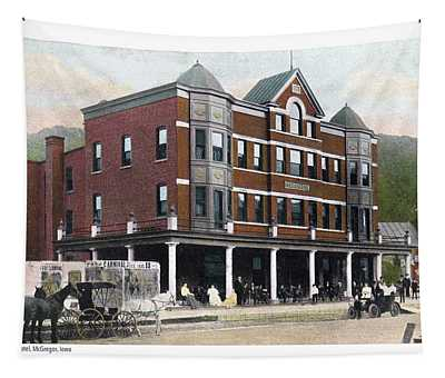 The Lewis Hotel Tapestry