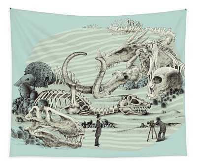 The Lost Beach Tapestry