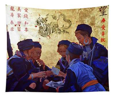 The Meet Market Tapestry