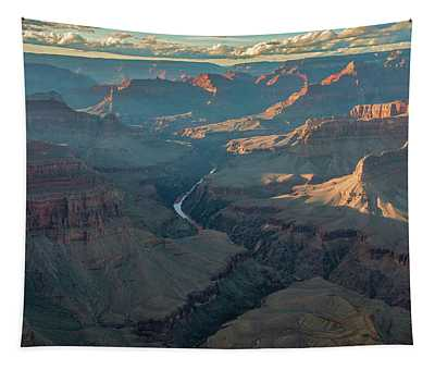 The Mighty Colorado  Tapestry